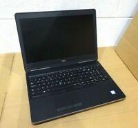 DELL Precision 7520 i7 7700HQ 16GB 500GB HDD 15inch Windows 10 Pro Laptop