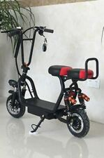 Dy 1000w/48v Two Seater Electric City Coco Moped Scooter 25Km/H /200Kg Rider Wgt