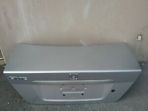 2001-2005 Honda Civic Rear Trunklid Assembly  (Silver Color) 2 Door Coupe