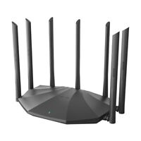 Tenda Routeur AC23 Gigabit Version 2,4 5 GHz WiFi 1167 Mo Seconde 5x6 dBi 7 Ante