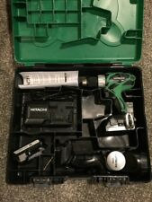 Hitachi DS18DSAL 18-Volt 1/2-Inch Lithium-Ion Cordless Drill/Driver (Includes...