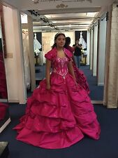 Quinceanera Dress - Wanto - Jewelry - Shoes Bundle (Sold Separately Allowed)
