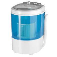 Easymaxx Mini Waschmaschine 260 W bis 3kg Camping Boot, Reisewaschmaschine NEU
