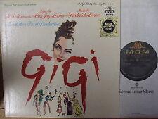 E3641 ST Alan Jey Lerner & Frederik Loewe - Gigi - LP