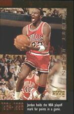 Michael Jordan #53  Upper Deck 1999 NBA Basketball Card