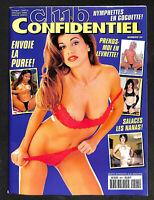 CLUB  FR - CONFIDENTIEL 50 - 1999- COMME  NEUF - JAMAIS OUVERT -