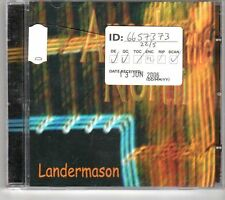 (GM281) Landermason, Angel of the North - 2004 CD