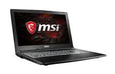 "MSI GL62M-7RDX Gaming Notebook FHD 15.6"" 8GB 1TB i5-7300HQ GeForce GTX1050 2GB"