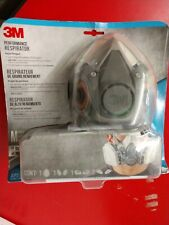 3M 6211P1 Performance Respirator (A1P2) SIZE MED