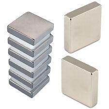 Block 40x40x10mm Super Strong N52 High Quality Rare Earth Neo Magnet Neodymium