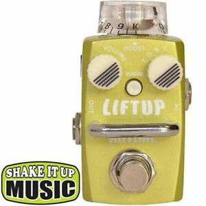 Hotone Liftup Boost Guitar Pedal
