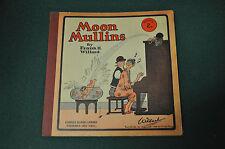 MOON MULLINS SERIES 2 FINE 1928 HTF PLATINUM AGE!