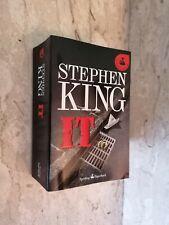 Libro It Stephen King Sperling Paperback superbestseller ottimo horror