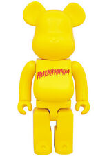 Medicom Toy Hulkamania 400% BE@RBRICK Bearbrick