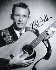 Mel Tillis signed 8X10 photo picture poster autograph RP
