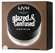 NYX Glazed & Confused Eyeshadow Eye Gloss, Get Naked GCEG05 0.22 oz