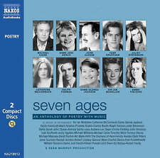 Seven Ages: an Anthology of Poetry with Music by Ted Hughes, William Shakespeare, Emily Dickinson (CD-Audio, 2000)