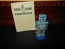 Blue Lantern Robot TOYS CLUB Kitahara Collection 2 1/4 NEW~ Cosmic Artifacts