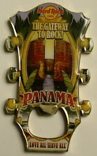 PANAMA,Hard Rock Cafe,BOTTLE OPENER MAGNET sold out