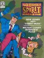 The spirit magazine # 35 (Will Eisner) (Estados Unidos, 1982)