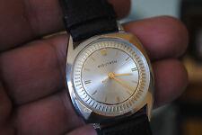Vintage 1966 Bulova Accutron Asymmetrical 214 Movement M6 Steel-14K Gold