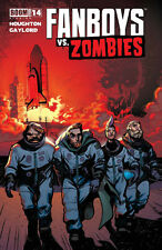 FANBOYS VS ZOMBIES #14 VF/NM ARMAGEDDON COVER BOOM!