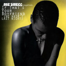 If That's Your Boyfriend (He Wasn't Last Night) Me'Shell Ndegeocello CD RARE!!!!
