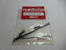 KYOSHO H3035 CONCEPT 30 Linkage Set (B) RARE HELICOPTER PARTS OFFERS INC (NI)
