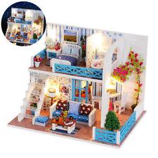 DIY Handcraft Miniature Project Wooden Dolls House My Little Girls Bedroom 2018