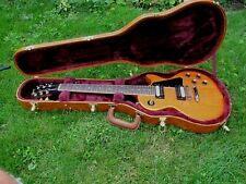 Les Paul Studio with hard shell case
