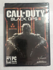 New Call of Duty Black Ops III 3 PC Factory Sealed