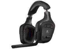 Logitech Wireless Gaming Headset G930 7.1 Surround Sound certified refurbished