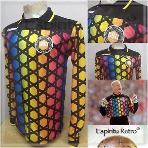 Peter Schmeichel Euro Copa 1992 Euro  #1 Dinamarca Vintage Jersey Fútbol