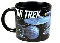 Star Trek 50th Anniversary Tasse Kaffeetasse Raumschiff Enterprise Starship USA
