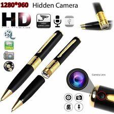 Hidden Spy Pen Camera 1080P Video DV/DVR Sound Camcorder Recorder Security Cam