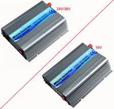 600W Grid Tie Inverter 110V Pure Sine Wave Inverter Use For 18V or 24V/36V Panel