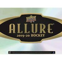 2019-20 Upper Deck Allure NHL Hockey INSERT Trading Cards Pick From List