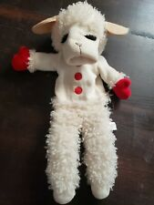 2004 Lamb Chops Aurora Talking Hand Puppet Says 10 Phrases