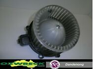 Commodore Holden VE heater fan blower motor