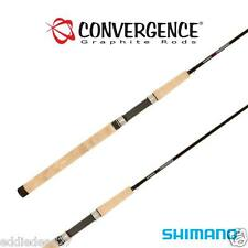 "Shimano Convergence Steelhead Spinning Rod CVSL126L2B 12'6"" Light 2pc"