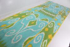 Silk Ikat Fabric, Ikat Fabric By The Yard, Ikat Upholstery Fabric, FB1088