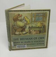 THE BEE-MAN OF ORN Frank R. Stockton Maurice Sendak First Edition 1964 Vintage