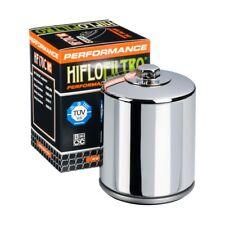 Ölfilter Hiflo HF170CRC HF 170 CRC Harley Davidson chrom