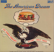 "THE AMERICAN DREAM""THE CAMEO PARKWAY-STORY 1957-1962""DOPPIO LP NUOVO LONDON MONO"