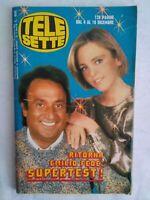 Telesette 1983 Fede Shields Brass Sandrelli Braga McCartney Jackson Lechleitner