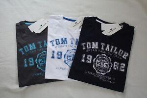 !!NEU: Tom Tailor Halbarmshirt Unisex - Gr. M / L / XL / 2XL / 3XL !!
