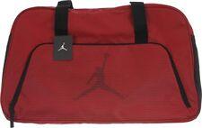 Nike Air Jordan Jumpman Duffle Bag 656912-695 Red and Black