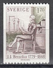 Schweden / Sverige Nr. 1073** 200.Geburtstag von Jöns Jacob Berzellius
