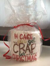 Novelty Toilet Roll Secret Santa Humour Funny Crap Christmas Present Xmas Gift