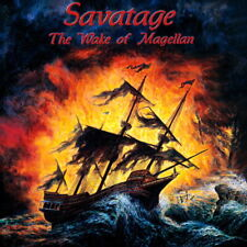SAVATAGE - The Wake Of Magellan (1997) CD TOP Zustand